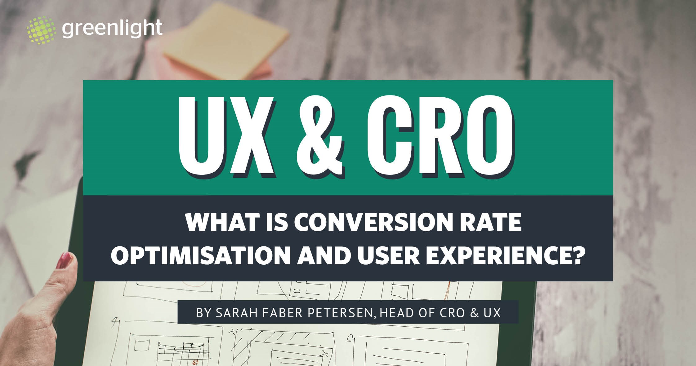 What is Conversion Rate Optimisation And User Experience