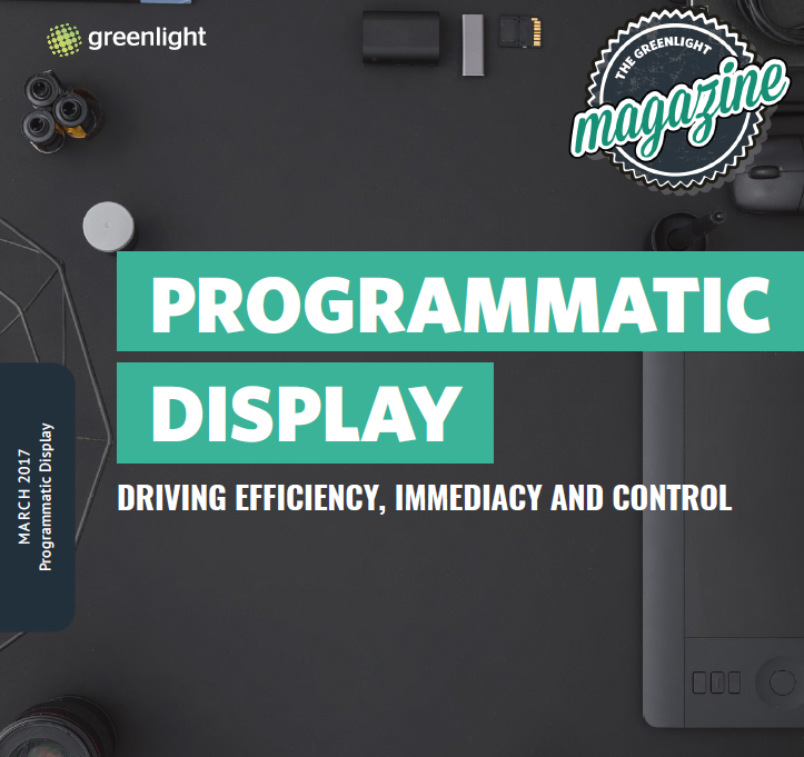 Programmatic Display: Driving Efficiency, Immediacy And Control
