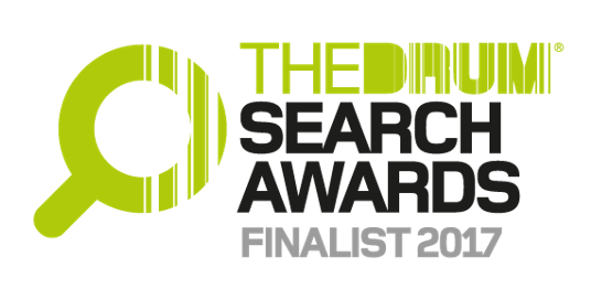 Greenlight Digital nominated at The Drum Search Awards 2017