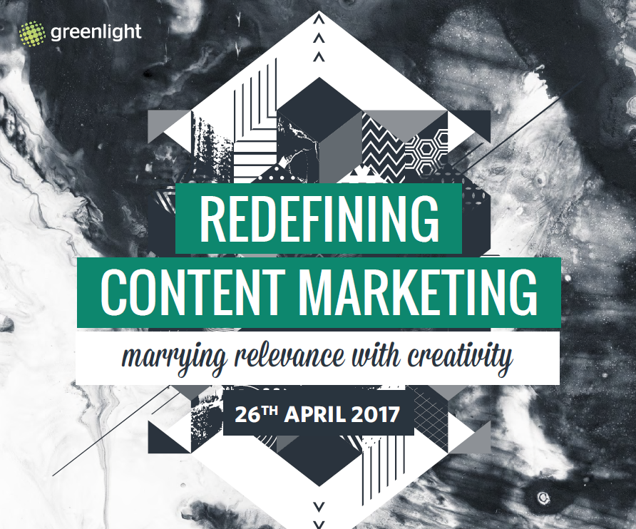 Creating content marketing: marrying relevance with creativity event round up