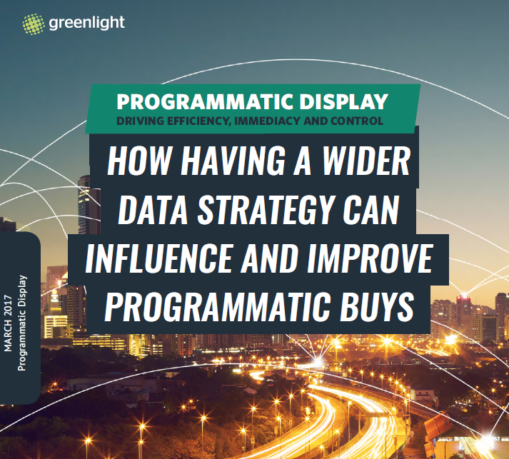 How Having A Wider Data Strategy Can Influence And Improve Programmatic Buys