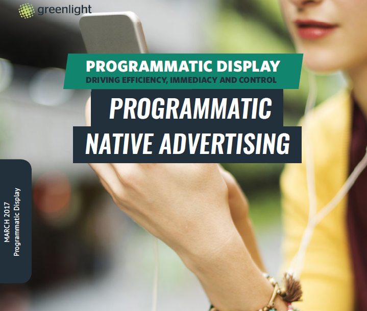 Programmatic Native Advertising
