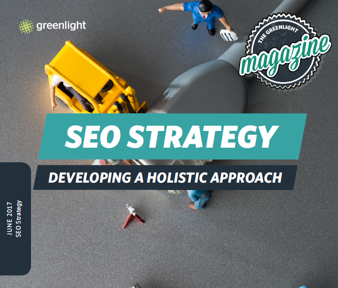SEO Strategy: Developing A Holistic Approach