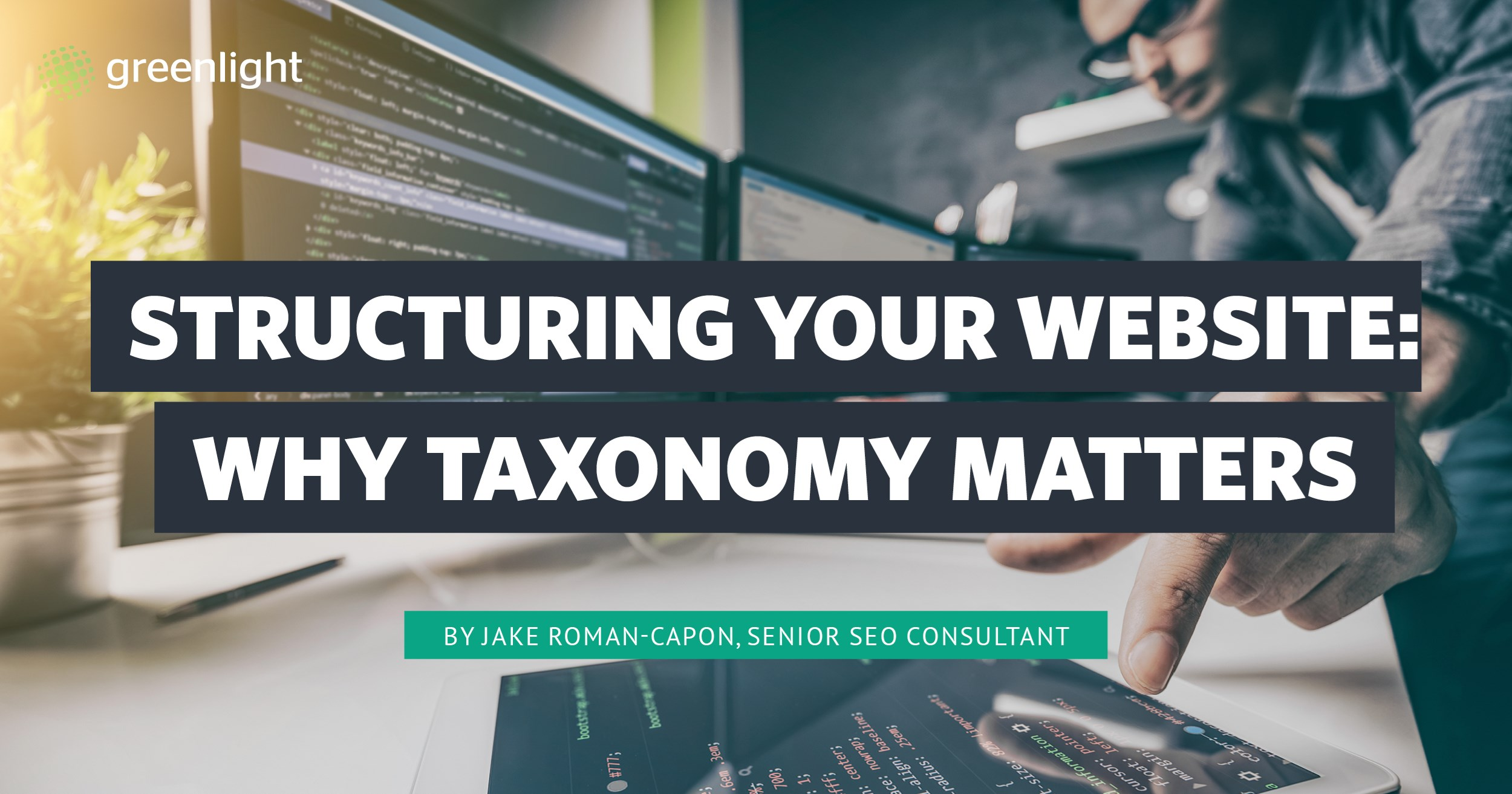Structuring Your Website: Why Taxonomy Matters