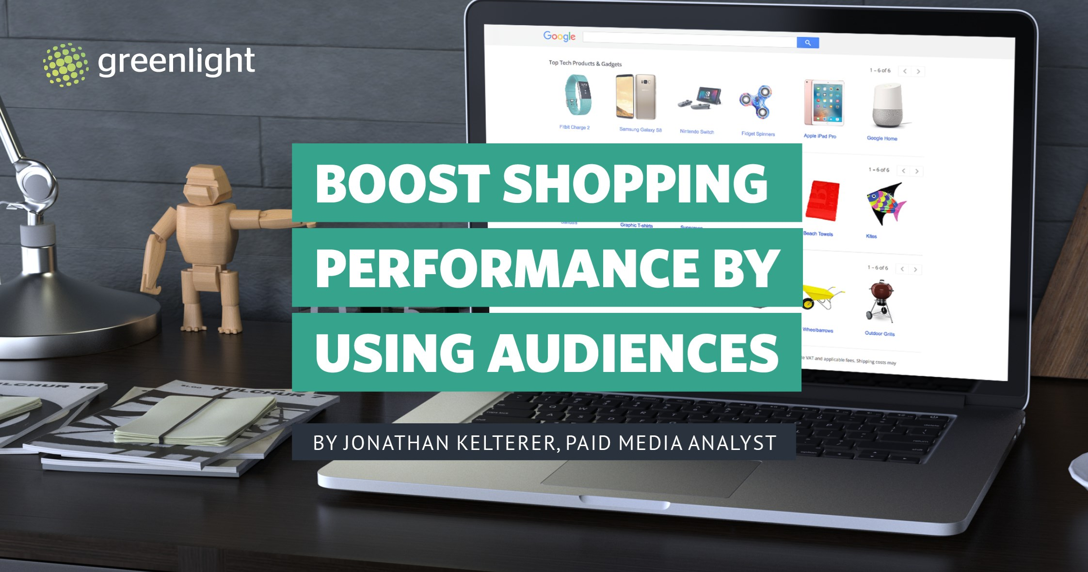 Boost Shopping Performance By Using Audiences