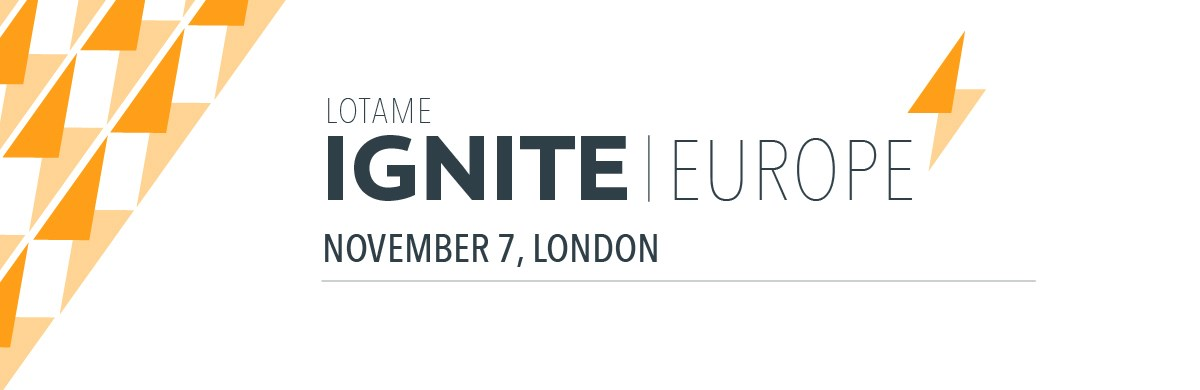 Greenlight Digital participating at Lotame's Ignite Europe Conference