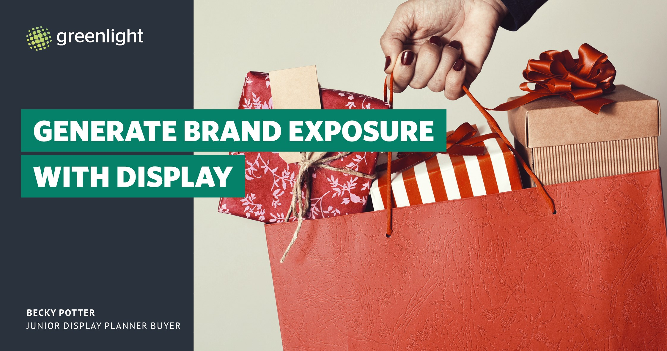 Generate Brand Exposure With Display