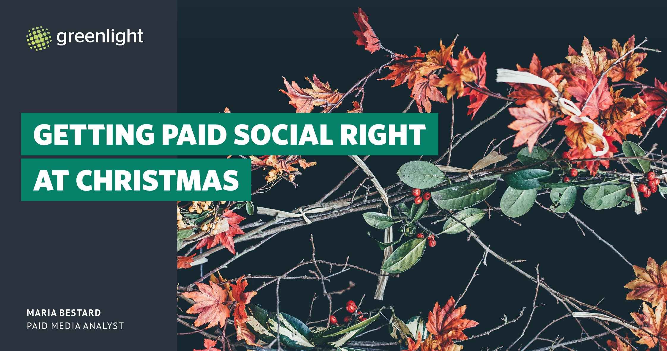 Getting Paid Social Right At Christmas