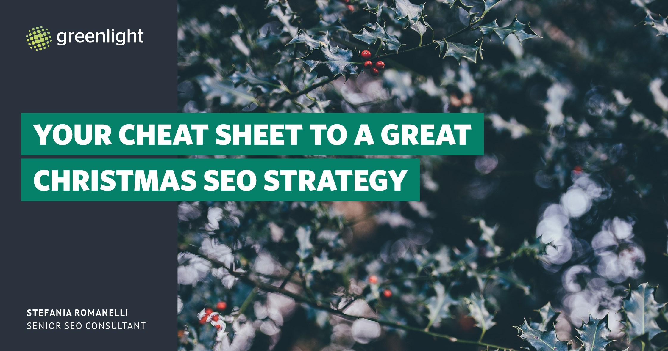 Your Cheat Sheet To A Great Christmas SEO Strategy