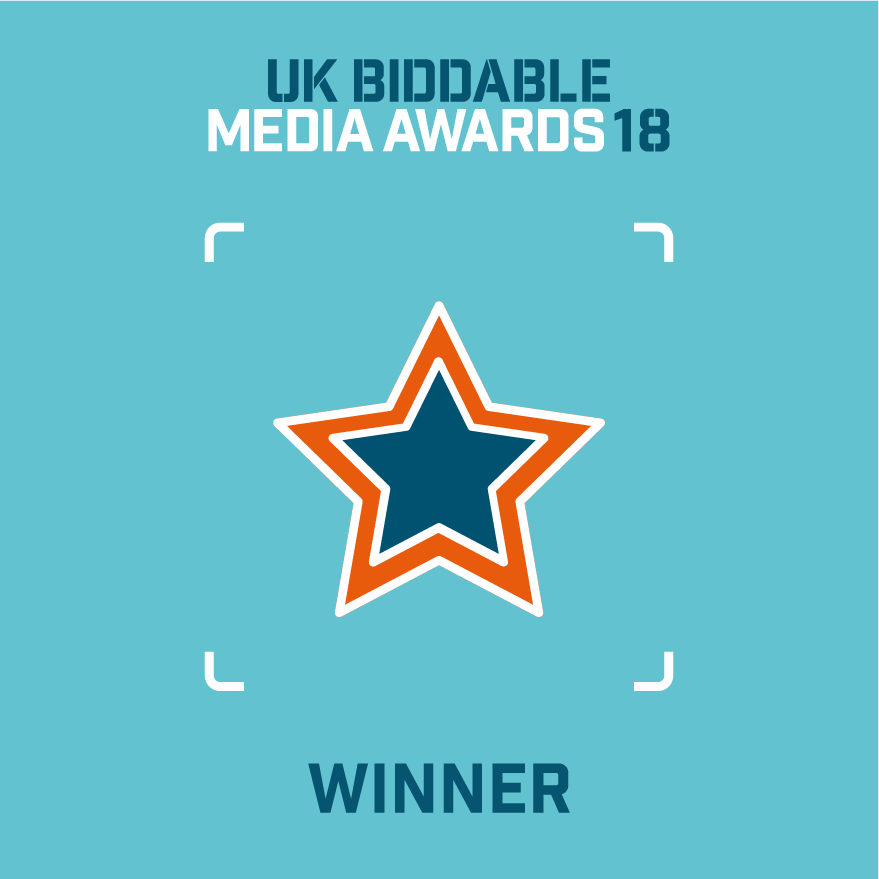 Greenlight wins at the UK Biddable Media Awards 2018
