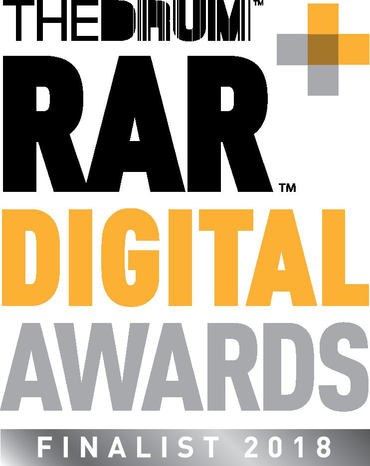 Greenlight finalists at the RAR Digital Awards 2018