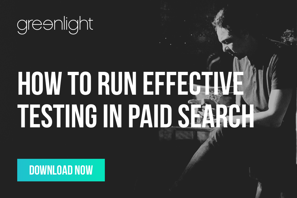 How to Run Effective Testing in Paid Search