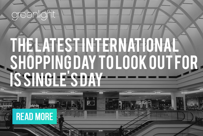 Single and ready to mingle: Single's Day, the new blockbuster shopping day