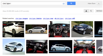 type r image search