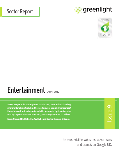 Entertainment Retail, Issue 9, April 2012