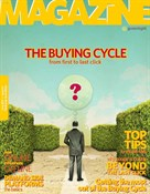 Buying Cycle Magazine Cover