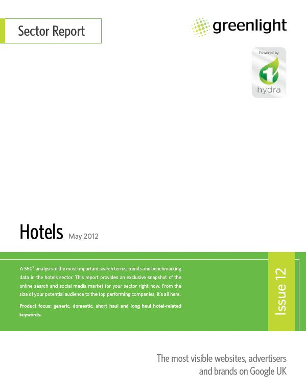 Hotels MAY 2012 image