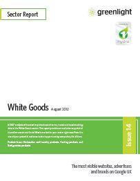 White Goods August 2012