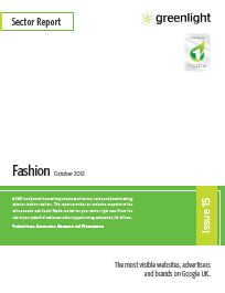 Fashion Retail - oct 2012