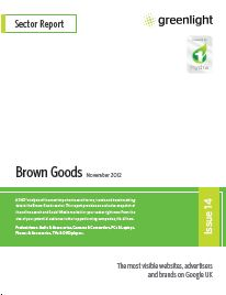 Brown Goods SR image - Oct 12