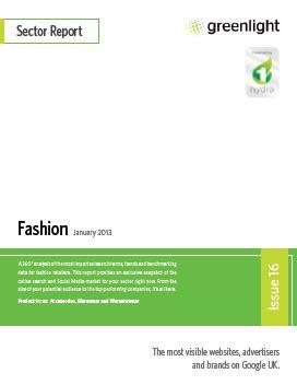 Fashion, Issue 16, January 2013 - Image
