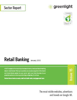 Retail Banking, Issue 15, January 2013 - Image
