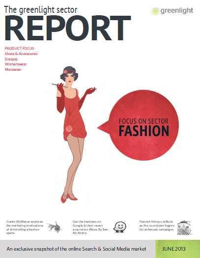 Fashion Sector Report June 2013