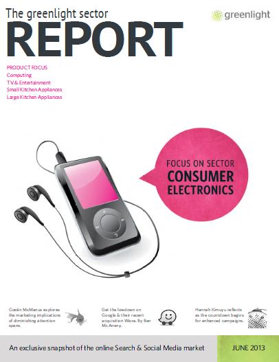 Consumer Electronics June 2013