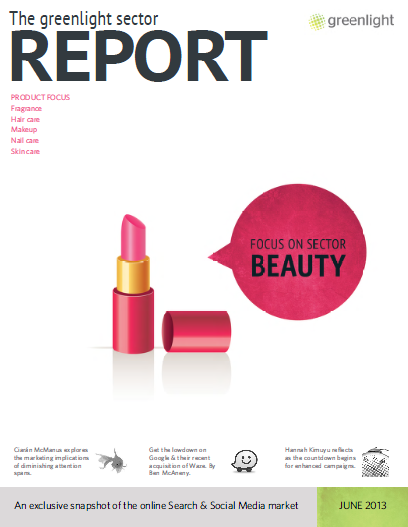 Beauty issue 1 cover