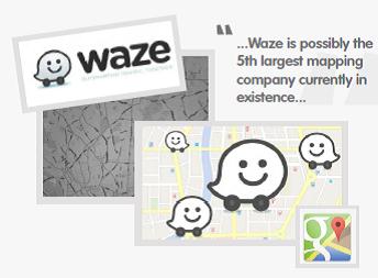 Fig 2 - Waze
