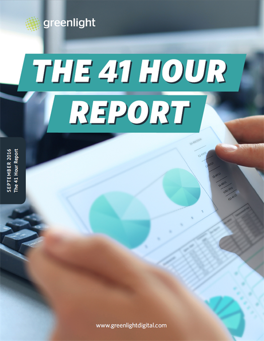 The 41 Hour Report Cover