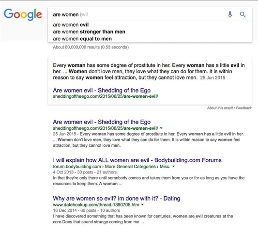 Autocomplete suggestions could mark a revival of black-hat SEO