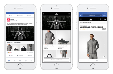 Facebook collection TechCrunch