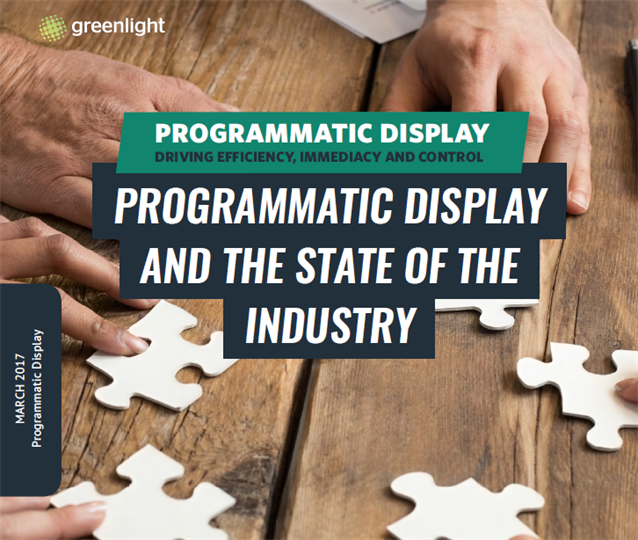Programmatic Display And The State Of The Industry Cover