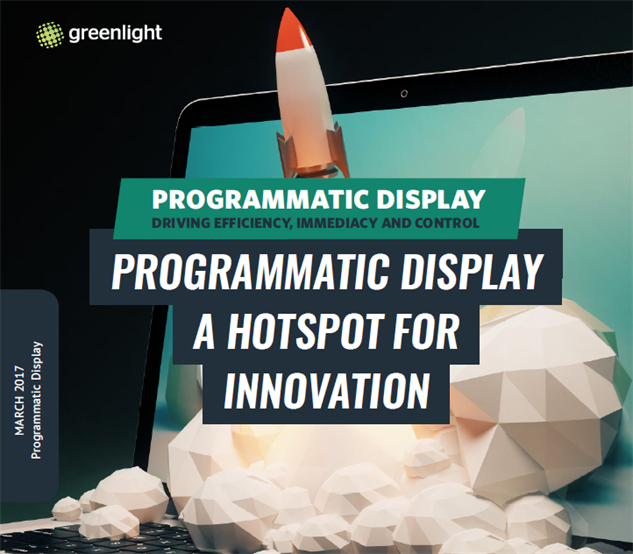 Programmatic Display A Hotspot For Innovation Cover