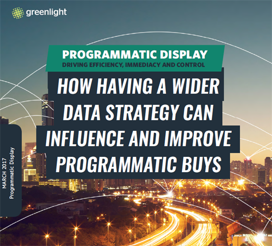 How Having A Wider Data Strategy Can Influence And Improve Programmatic Buys Cover