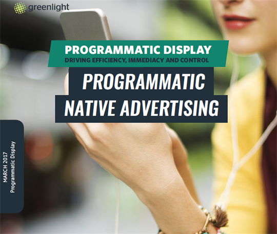 Programmatic Native Advertising Cover
