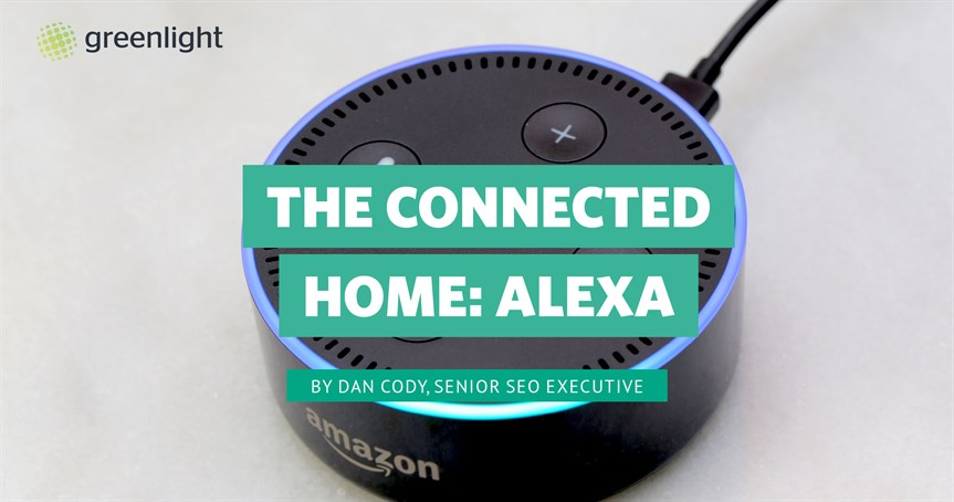 The Connected Home Alexa