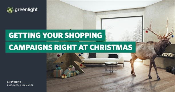 Getting Your Shopping Campaigns Right At Christmas