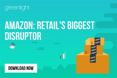 Amazon Retails Biggest Disruptor