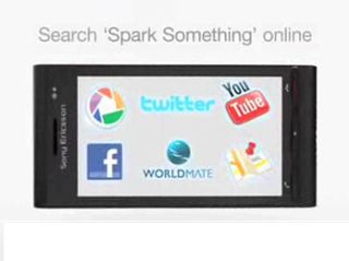 Sony Ericsson Spark Something TV Advert